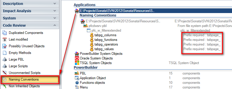 Customize PowerBuilder - PowerScript Naming Conventions