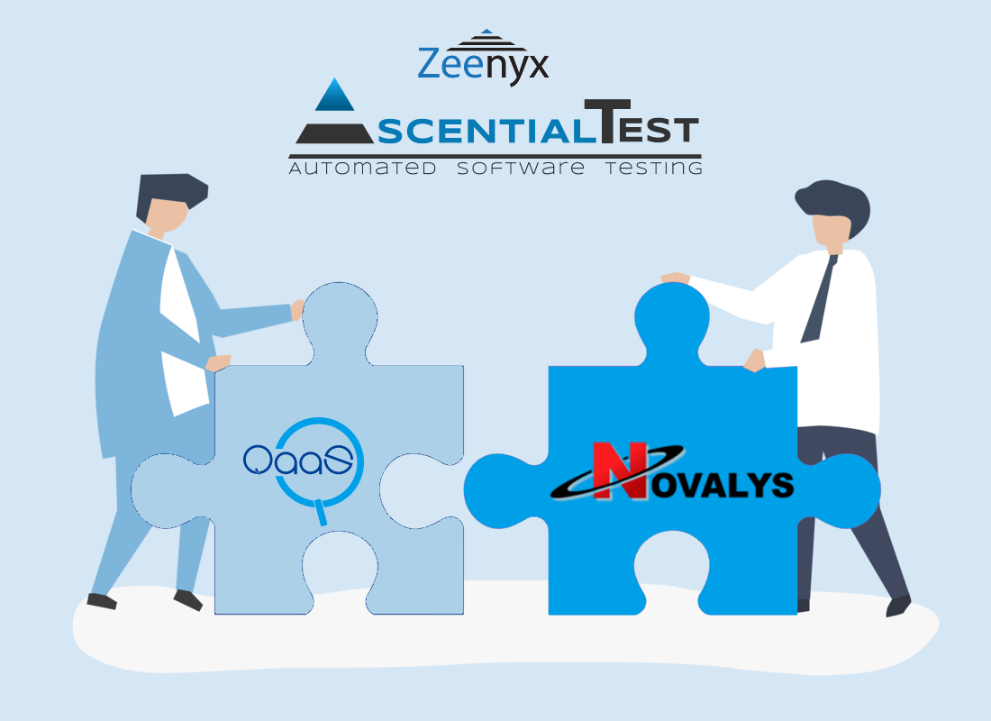 Novalys Partners with QaaS to Distribute Zeenyx AscentialTest in Japan