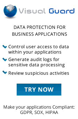 Visual Guard Data Protection