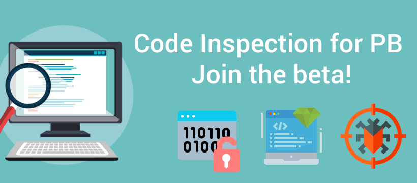 Code Inspection for PowerBuilder - Join the beta!