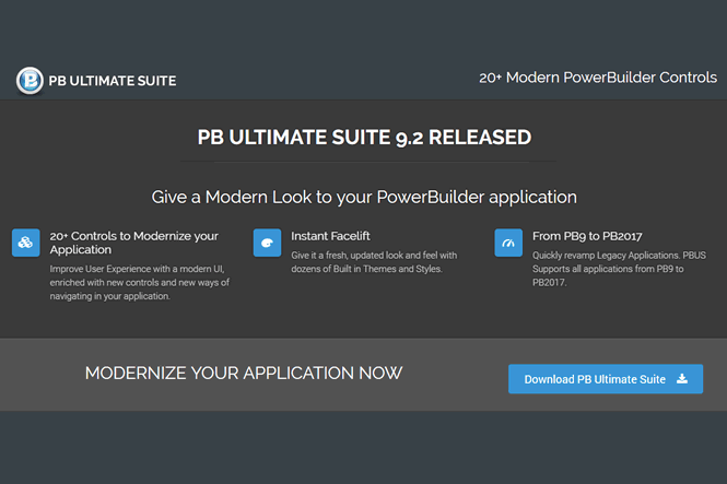 PB Ultimate Suite 9.2 Released
