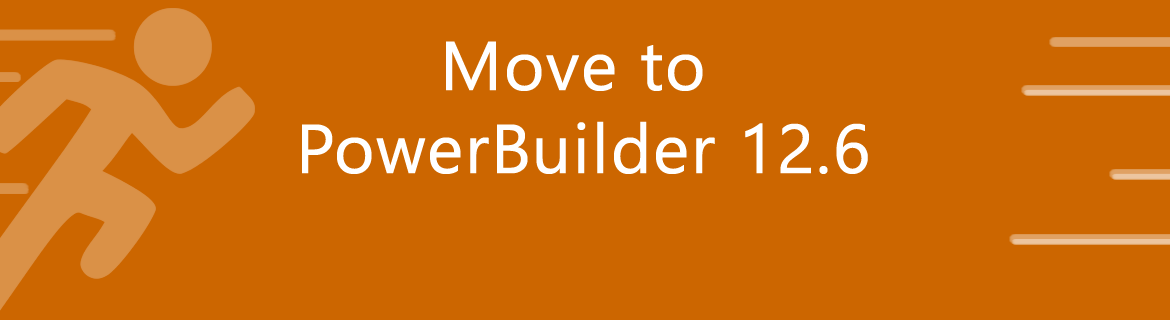 Move to PowerBuilder 12.6