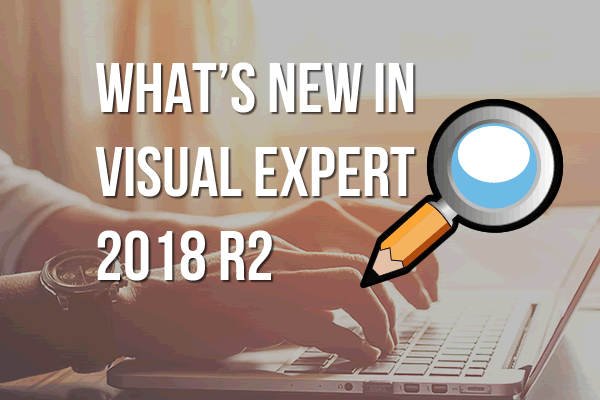 Visual Expert 2018 R2 is available